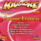 Karaoke: Connie Francis