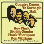 Country Comes To Carnegie Hall