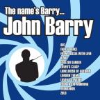 Name's Barry... John Barry