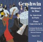 Gershwin / Orchestral Works: Rhapsody In Blue