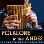 Folklore In The Andes. Andean Flute Of America