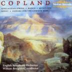 Copland: Appalachian Spring; Rodeo; Quiet City; Etc.