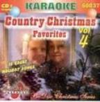 Karaoke: Country Christmas Favorites 4