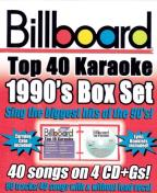 Billboard Top 40 Karaoke: 1990s