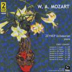 Mozart: Early Sonatas