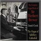 Complete Organ Works Of Sir Herbert B