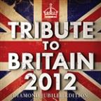 Tribute To Britain 2012 - Diamond Jubilee Souvenir Street Party Edition - 25 Great British Golden Memories + Bonus Flag Booklet