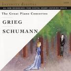 Grieg, Schumann: The Great Piano Concertos