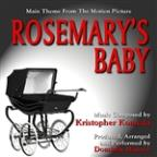 Rosemary's Baby - Theme From The Motion Picture (Kristopher Komeda) Single