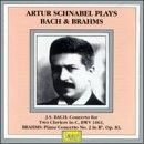 Artur Schnabel Plays Bach & Brahms