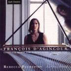 Francois d'Agincour: Complete Works for Harpsichord, Vol. 1