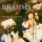 Brahms: String Quintets, Opp. 88 &amp; 111