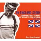 Soul Jazz Presents: An England Story
