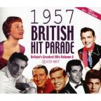 1957 British Hit Parade, Pt. 2: June-December