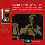 Highlights 1955-1974