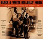 Black & White Hillbilly Music: Early Harmonica Recordings from the 1920s & 1930's