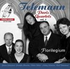 Telemann: Paris Quartets, Vol. 3