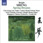 Bright Sheng: Spring Dreams