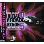 Initial D Arcade Stage 5 Video Game Soundtrack