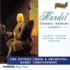 Handel: Chandos Anthems