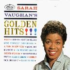 Sarah Vaughan's Golden Hits!!!