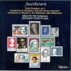 Beethoven: Music for Cello & Piano Vol 1 / Pleeth, Tan