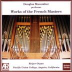 Works Of The French Masters Organ
