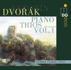 Dvorák: Piano Trios, Vol. 1
