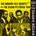 Modern Jazz Quartet and Oscar Peterson Trio at the Opera