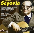 Andres Segovia Plays...