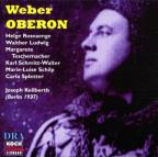 Weber: Oberon / Keilberth, Teschemacher, Rosvaenge, et al