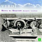 Verdi: Messa Da Requiem - Excerpts / Alain Lombard