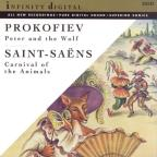Prokofiev: Peter and the Wolf; Saint-Saens: Carnival of the Animals
