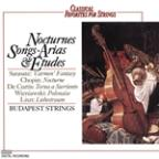 Classical Favorites For Strings - Nocturnes, Songs, Arias & Etudes