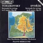 Tchaikovsky: Serenade for Strings Op. 48; Dvorak: Serenade for Strings Op. 22