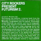 Futurism 2: City Rockers Presents