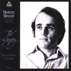 Natan Brand in Concert, 1982 - 1990: The Legacy, Vol. 1