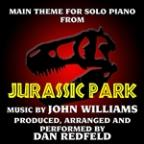 Jurassic Park - Main Theme For Solo Piano