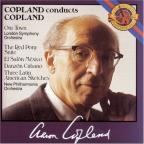 Copland: Our Town; The Red Pony Suite; El Salon Mexico; Danzon Cubano; Three Latin American Sketches