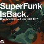 SuperFunk, Vol. 5: SuperFunk Is Back - - Rare and Classic Funk 1968 - 1977