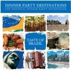 Bar De Lune Presents Dinner Party Destinations (Taste Of Brazil)