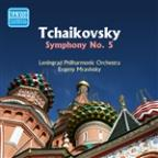 Tchaikovsky: Symphony No. 5 (Mravinsky) (1956)