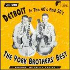 Detroit in the 40's & 50's, Vol. 1