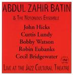Live At The Jazz Cultural Theater