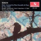 Birds: Music Arranged for Flute Ensemble & Piano by Yoav Talmi