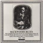 Backwood Blues 1926-1935