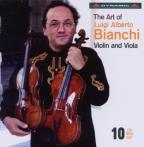 Art of Luigi Alberto Bianchi - Violin and Viola