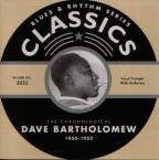 Chronological Dave Bartholomew: 1950-1952