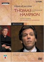 Voices Of Our Time - Thomas Hampson