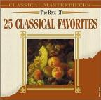 Best Of 25 Classical Favorites